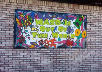 WIP Arts Kid's Mural