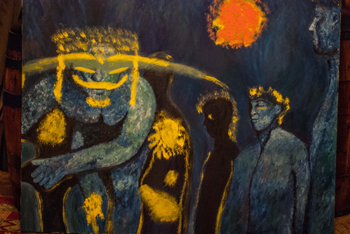 Painting - Rusty Lofgren