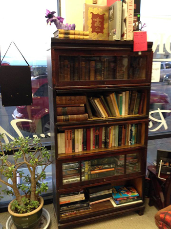 Rickert & Beagle Bookstore Bookcase