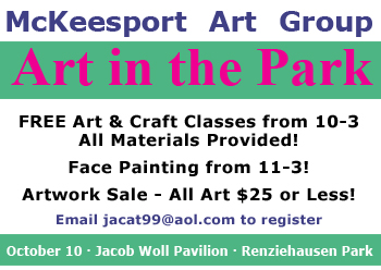 MAG Art in the Park 2015