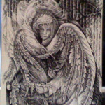 Debbi Thompson Angry Angel