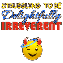 Delightfully Irreverent merchandise WIPjenni REDBUBBLE Portfolio